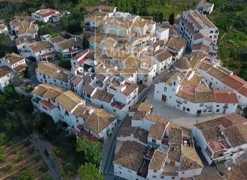 casas en venta en Altea la Vella