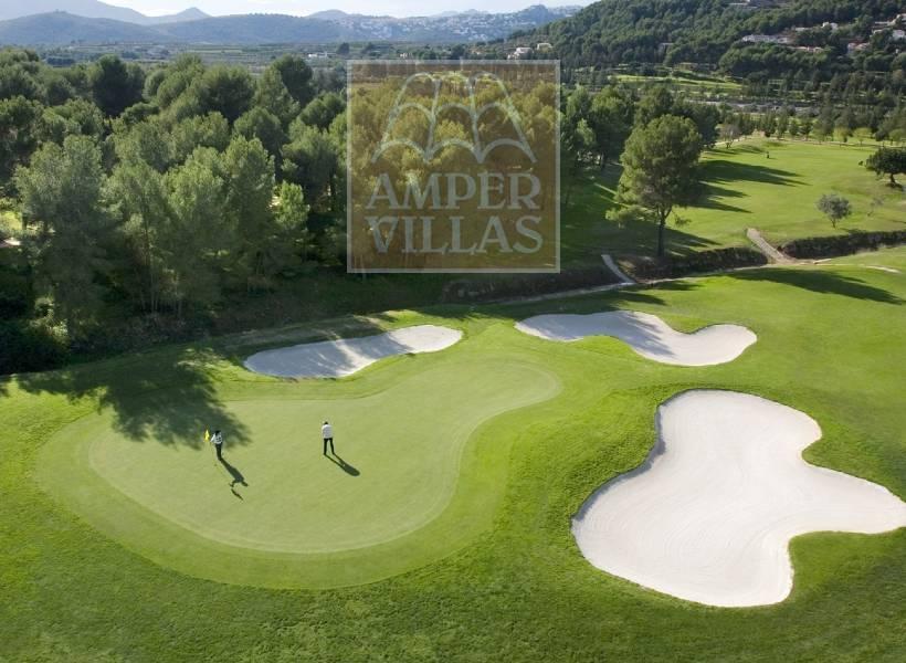 campo de golf Altea