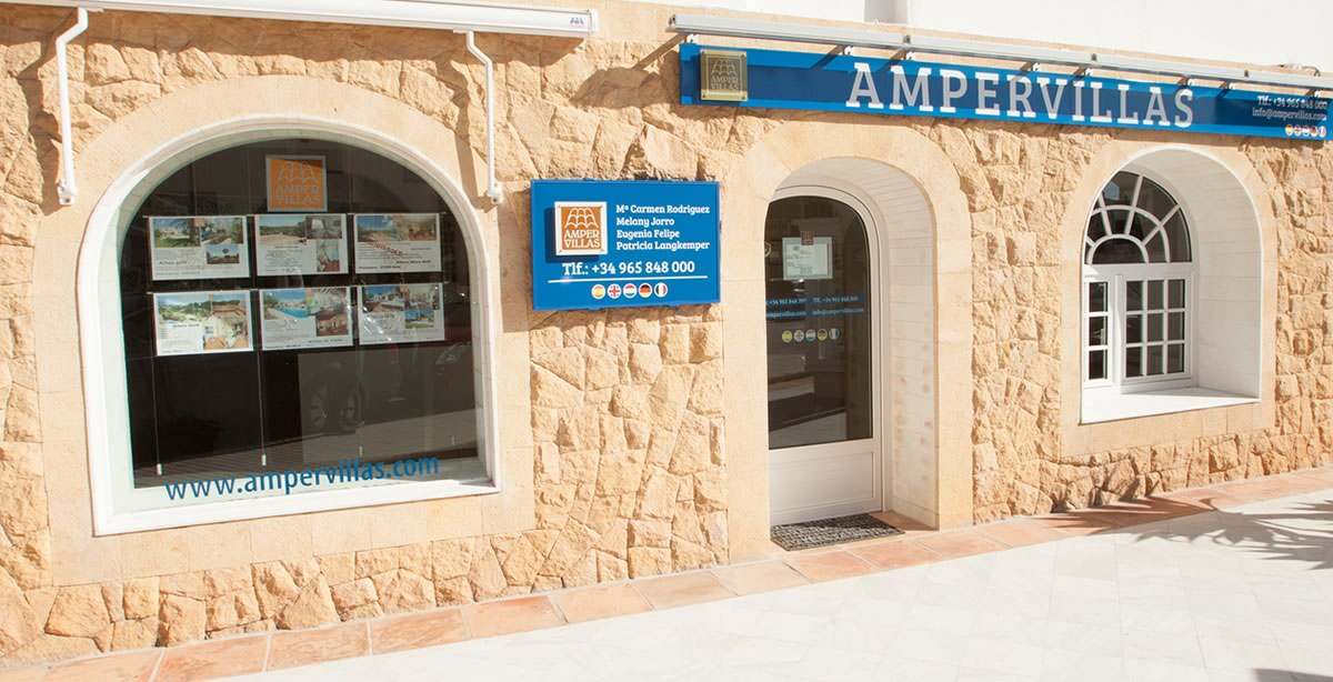 Real Estate in Altea